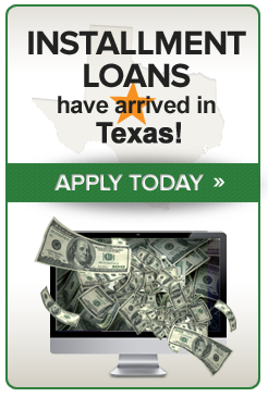 Dallas TX Installment Loans